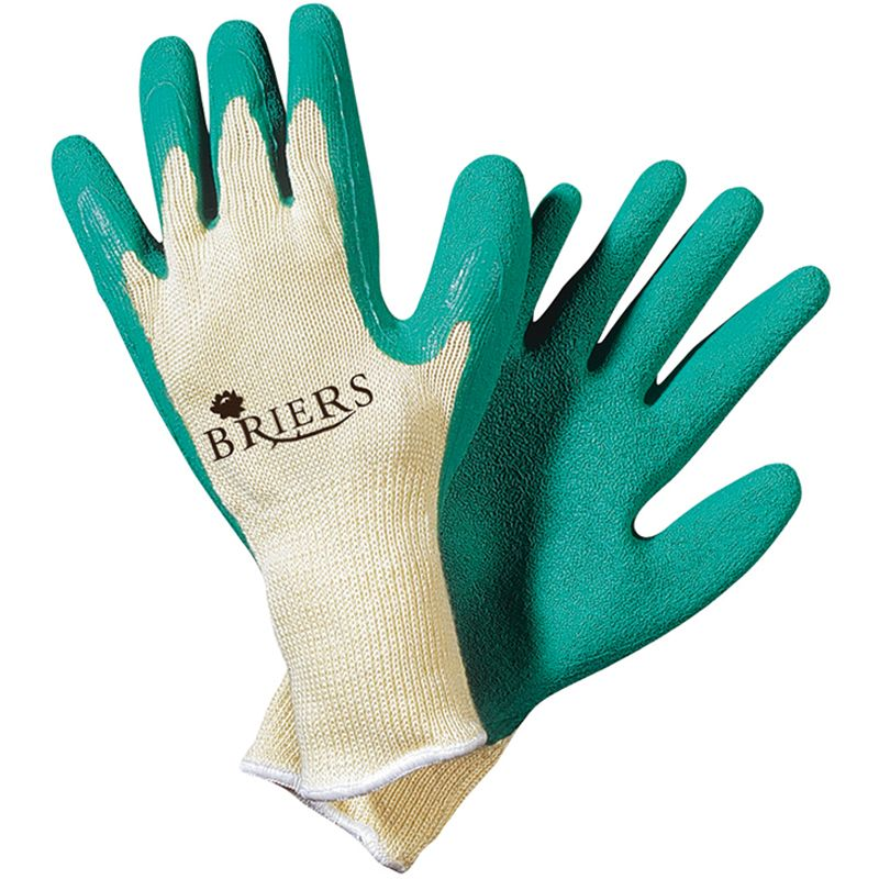 Briers Leather Gauntlet Gardening Gloves