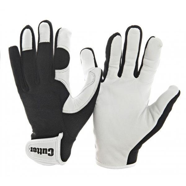ce74ea175 Cutter CW900 Goatskin Leather Unisex Premium Garden Work Gloves