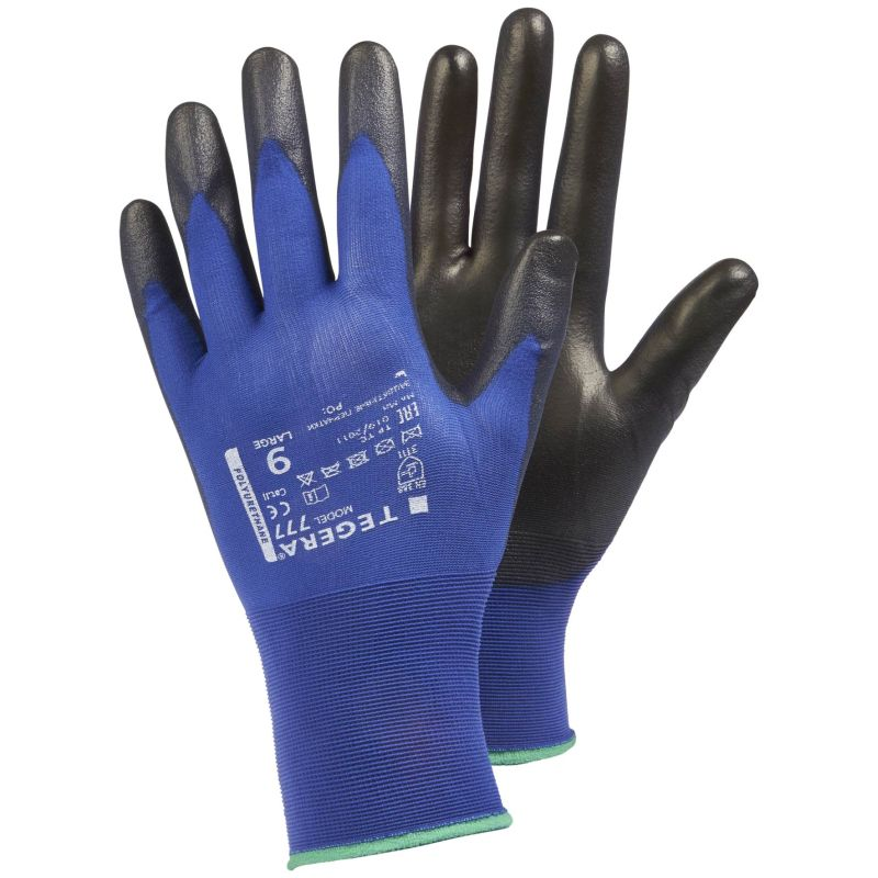 Ejendals Tegera 777 Esd Anti Static Gloves Safetygloves