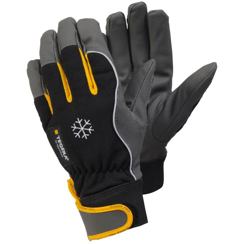 All Sizes Warm Winter Work Gloves Thermal Insulated Freezer Gloves