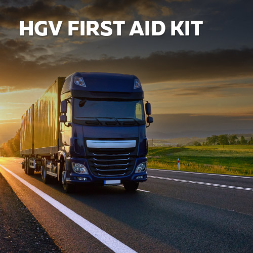 HGV first aid kit