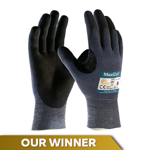 Click Here to View the MaxiCut Gloves