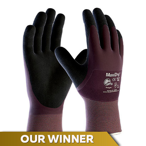 Click Here to View the MaxiDry Zero Gloves