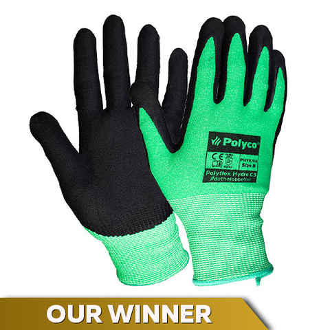 Click to View the Polyco Polyflex Gloves