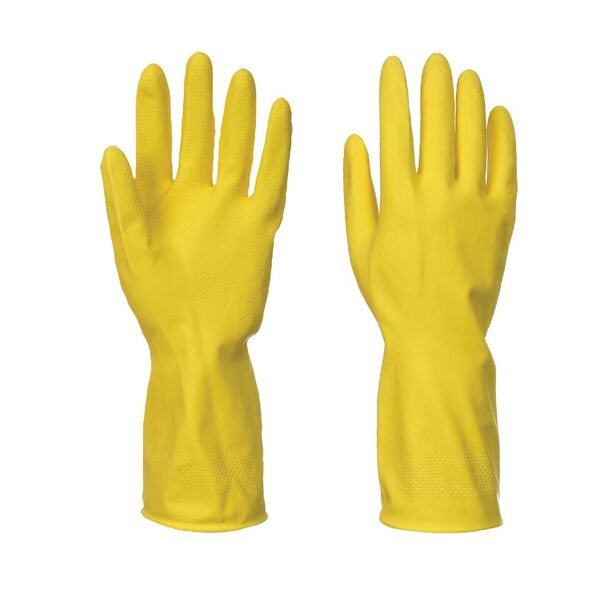 Portwest A800 Household Latex Gloves - SafetyGloves.co.uk