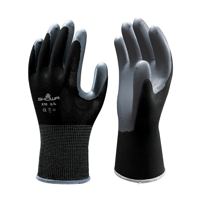 Showa 370 Assembly Grip Gloves Safetygloves Co Uk