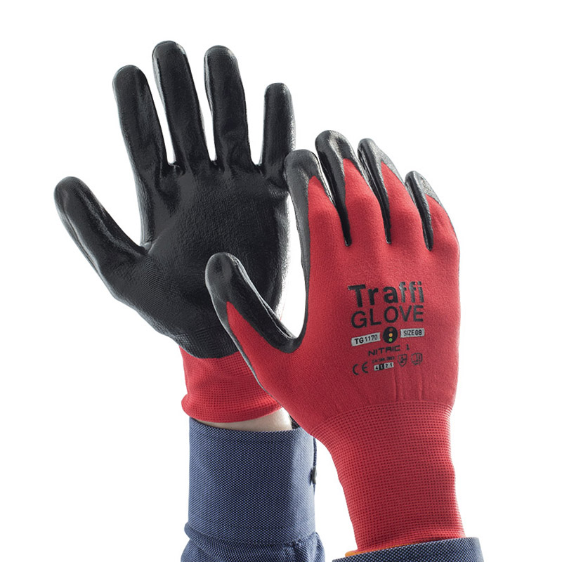 TraffiGlove TG3010 Classic Cut Level 3 Size 10 safety gloves