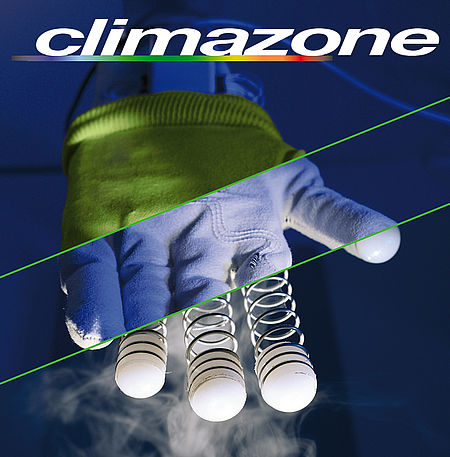 Uvex Climazone Technology