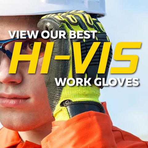 Click Here to View Our Best High Visibility Work Gloves