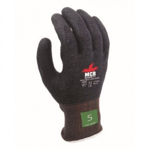 MCR Safety CT1014SL Kevlar Latex Palm Coated Gloves