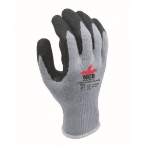 MCR Safety GP1001SL1 General Purpose Latex Palm Coated Safety Gloves