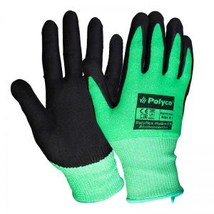 Polyco Polyflex Hydro C5 PHYK Cut Resistant Safety Gloves