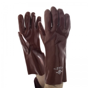 Polyco Polygen Plus 35 cm Fully Coated PVC Glove P13