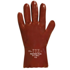 Polyco Polygen Plus 27 cm Fully Coated PVC Glove P11