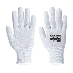 Portwest Antistatic Shell Pylon Liner Gloves A197