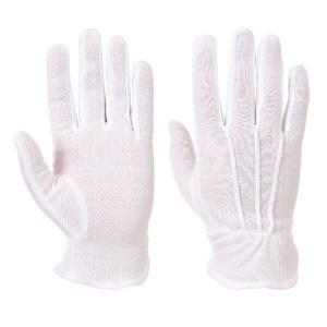 Portwest Microdot Cotton Handling Gloves A080
