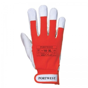 Portwest Tergsus Micro Red Gloves A251RE