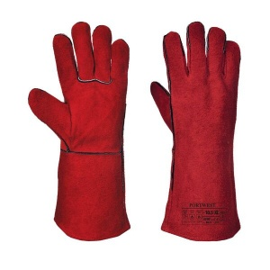 Portwest Welders Leather Gauntlets A500