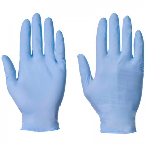 Supertouch Powderfree Nitrile Gloves 1261/1269/1267