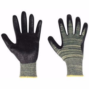 Honeywell Sharpflex Nit Nitrile Coated Cut Level C Heat-Resistant  Gloves