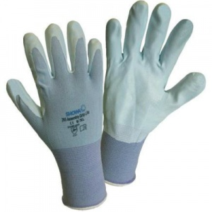 Showa 265R Assembly Grip Nitrile Palm Coated Gloves