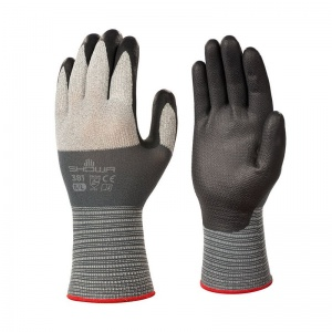 Showa 381 Microporous Foamed Nitrile-Coated Gloves