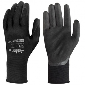 Snickers Power Flex Guard Oil Grip Gloves 9327
