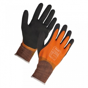 PAWA PG201 Latex Coated Water Resistant Grip Gloves