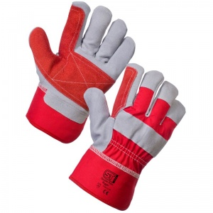 Supertouch Double Palm Rigger Gloves 21DR3