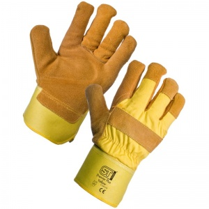 Supertouch Premier Plus Thermal Leather Rigger Gloves 21543
