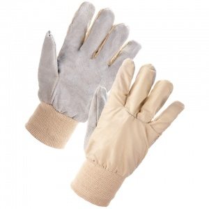 Supertouch Cotton Chrome Gloves - Straight Thumb 26003 (Case of 240 Pairs)