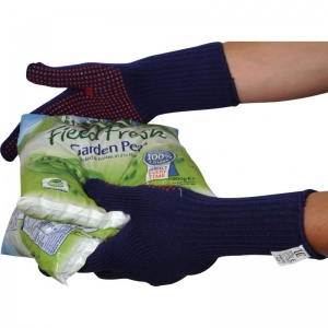 Thermal Acrylic PVC Dotted PB7D Gloves