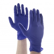 Aurelia Sonic 100 Medical Grade Nitrile Gloves 93775-9