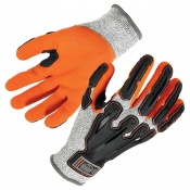 Ergodyne ProFlex 922CR Nitrile-Coated Cut-Resistant Gloves