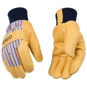 Kinco Lined Grain Pigskin Gloves 1927KW