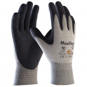 MaxiFlex Elite Ultra Lightweight ESD Grip Gloves 34-774B