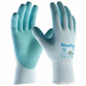 MaxiFlex Active Coated Gloves 34-824 (Pack of 12 Pairs)