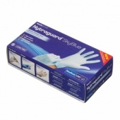 Readigloves Nytraguard SkyBlue Nitrile Gloves
