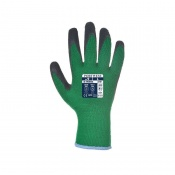 Portwest Thermal Grip Green and Black Gloves A140E8