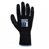 Portwest Thermal Grip Black Gloves A140K8