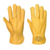 Portwest Leather Thermal Lined Driver Gloves A271