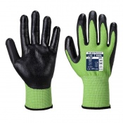 Portwest Level 5 Cut-Resistant Nitrile Foam Coated Gloves A645E8