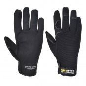 Portwest A700 General Utility Black Gloves