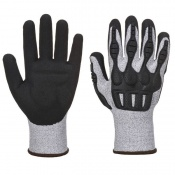 Portwest A723 TPV Anti Impact Cut Resistant Gloves