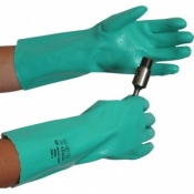 Chemical Resistant Nitrile Gauntlet A930