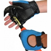 Gel Palm Fingerless Glove AV-FGG