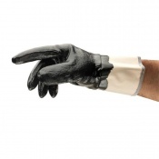 Ansell Edge 48-500 Oil-Resistant Heavy Duty Gloves