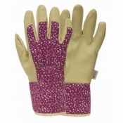Briers Ladies Abstract Dot Premium Gardening Gloves 5271