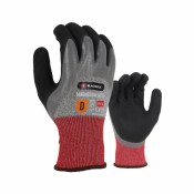 Blackrock BRG153 Magnesium 3/4 Sandy Nitrile Cut Level D Gloves