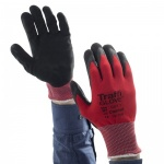 TraffiGlove TG170 Control Aerotek Coated Cut Level 1 Handling Gloves